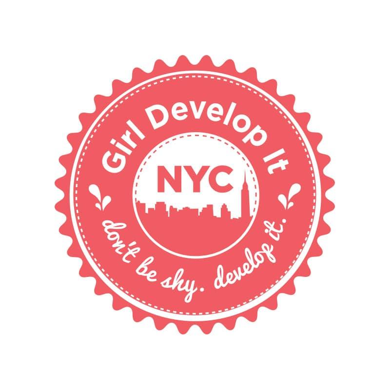 Girl Develop It NYC Logo