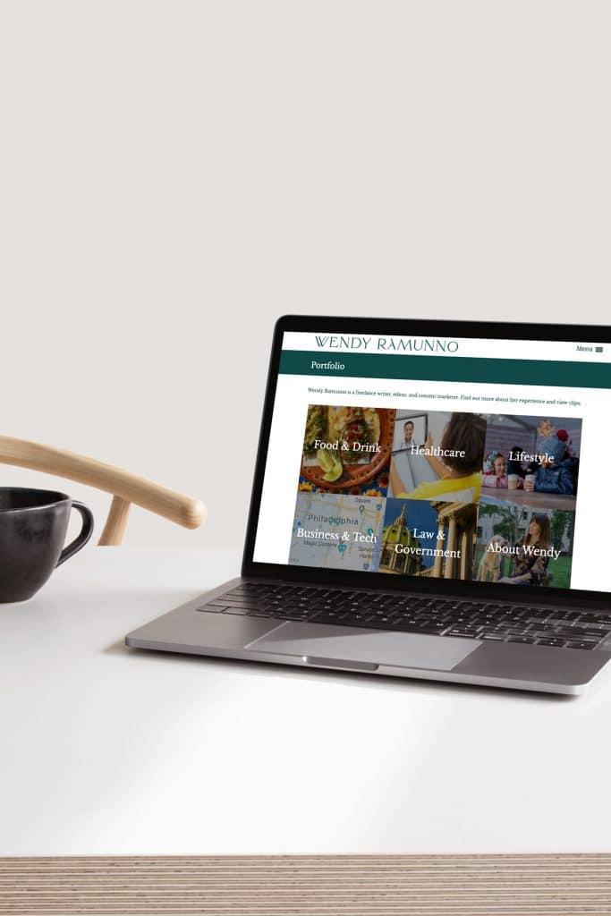 Wendy Ramunno Website